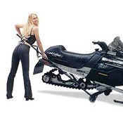 Eazymove Snowmobile Cart